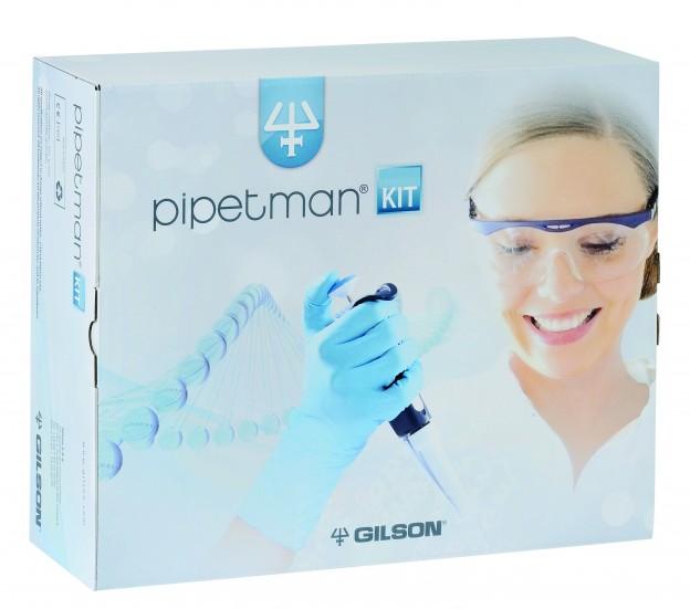 Gilson Pipetman Kit