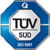 TÜV Süd ISO 9001 : 2008