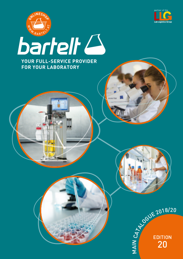 Bartelt Main Catalog 2018-2020