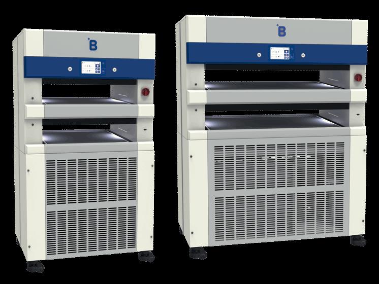 B Medical Systems Kontaktplatten-Schockeinfriergeräte CSF-Serie