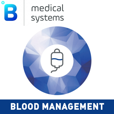 B Medical Systems Blood Management Solutions Logo