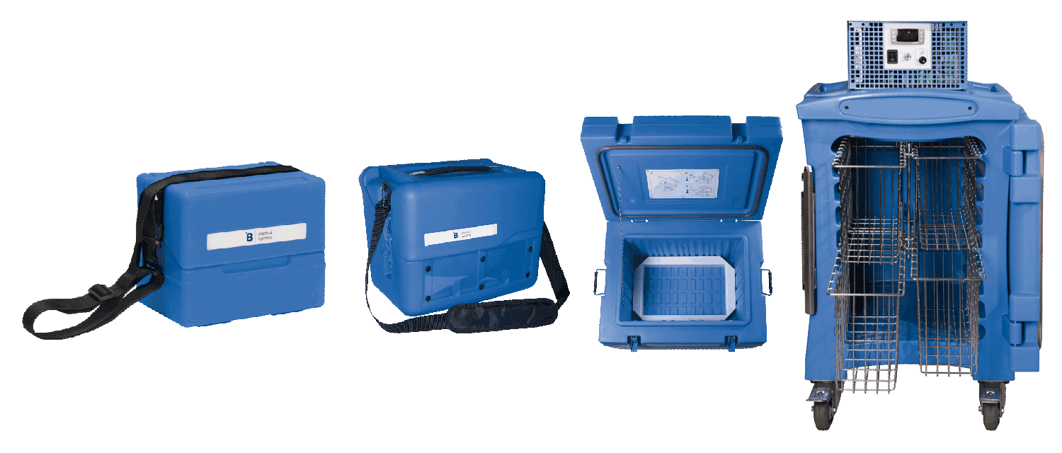 B Medical Systems Transportsysteme MT Serie